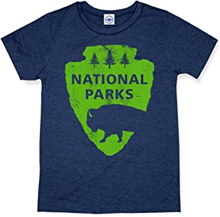 product image for Hank Player U.S.A. National Parks Kid's T-Shirt