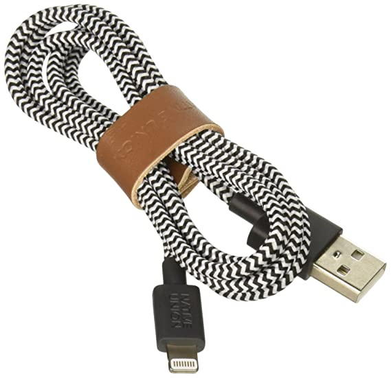 df74d1b2da Image Unavailable. Image not available for. Color  Native Union Belt Cable  ...