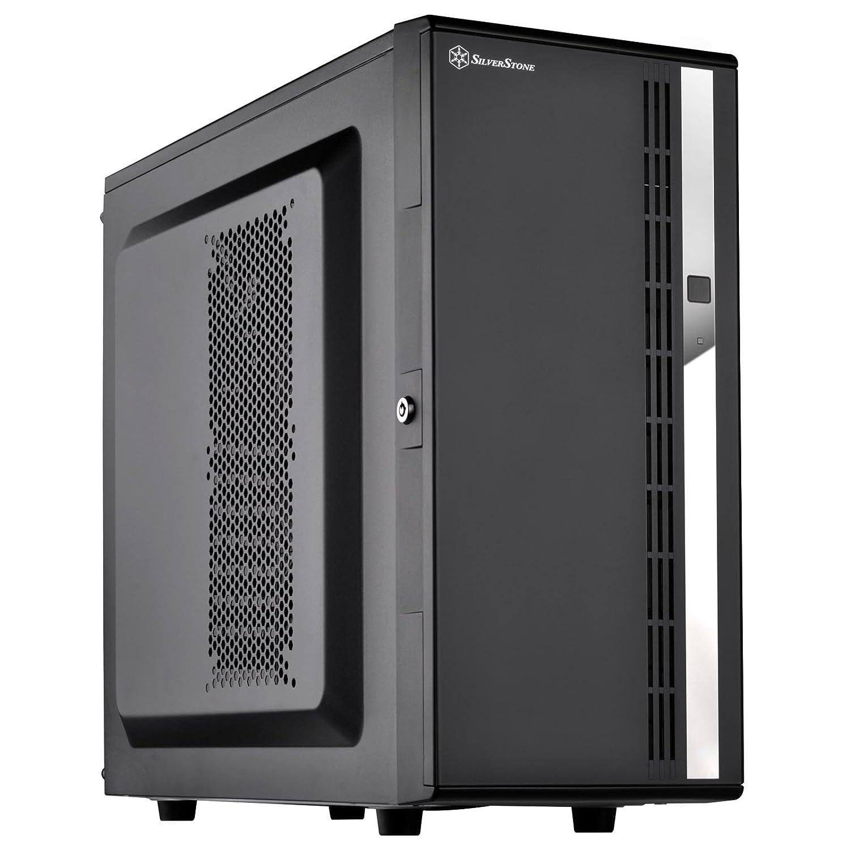 Amazon.in: Buy Silverstone Technology CS380B Silverstone DIY ATX ...