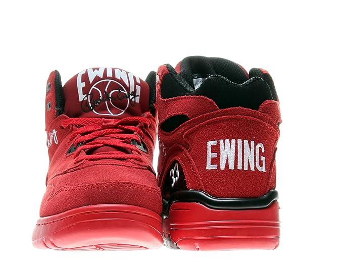 Ewing Athletics 1EW90013-449 Patrick Ewing 33 HI - Zapatillas de Baloncesto para Hombre, Rojo (Red/Black-White), 6 D(M) US: Amazon.es: Zapatos y ...