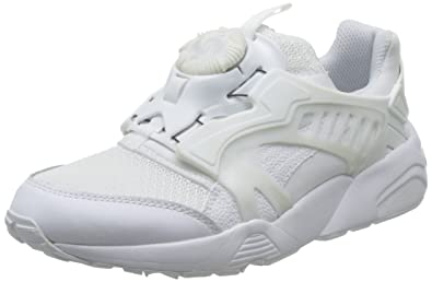 82c33842fd37 Puma DISC Blaze CT White  Amazon.co.uk  Sports   Outdoors