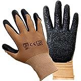 TrustBasket Reusable,Heavy Duty Garden Hand Gloves
