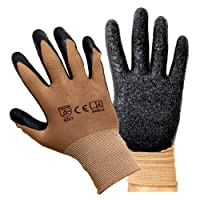 Trust Basket Reusable,Heavy Duty Garden Hand Gloves