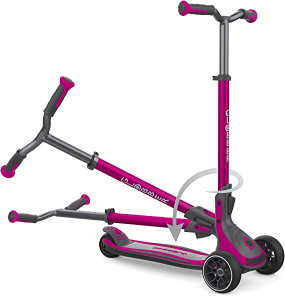 Amazon.com: Globber ULTIMUM - Patinete de 3 ruedas para ...