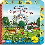 Treasury of Rhyming Stories (Book & CD)