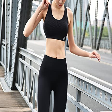 MVNTOO Sports-bra Women Sports Bra Fitness Yoga Running Pad Cropped Top Tank Tops Push up at Amazon Womens Clothing store: