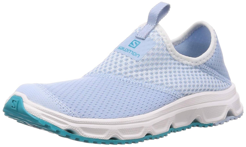 Bleu Clair SALOMON RX MOC 4.0 W, Chaussures de Trail Femme 36 EU