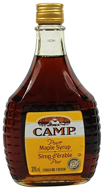 4696ff88165 Amazon.com   Camp 100% Pure Maple Syrup Canadian No. 1 Medium