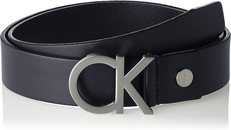 Calvin Klein CK Adj. Buckle Belt Cinturón para Hombre