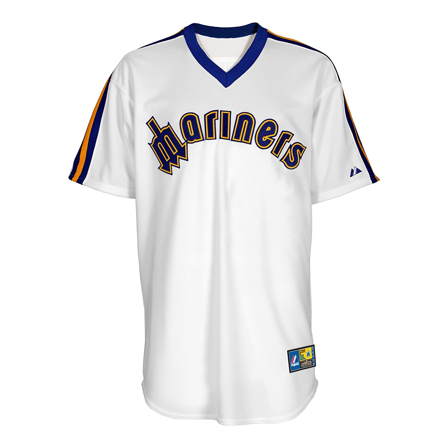 info for 2f255 12786 Amazon.com : MLB Seattle Mariners 1981-1985 Cooperstown ...
