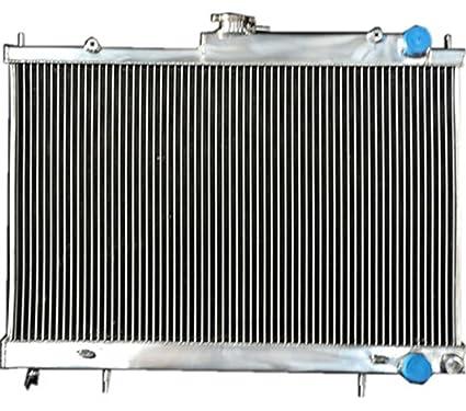 3d085b6e2b737 Amazon.com: OPL HPR338 Aluminum Radiator For Nissan Skyline R33 GTS ...