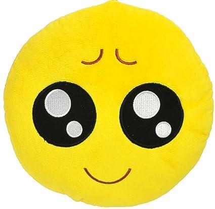 Buy Chords Innocent Smiley Emoticon Stickable Plush Soft Toy Cushion