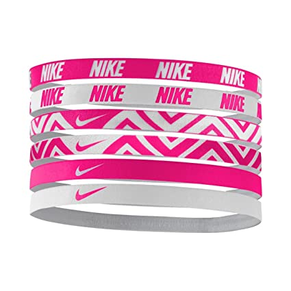 Buy Nike 6-pk. Assorted Headband Set (Pink White) Online at Low ... f63b180cc3a
