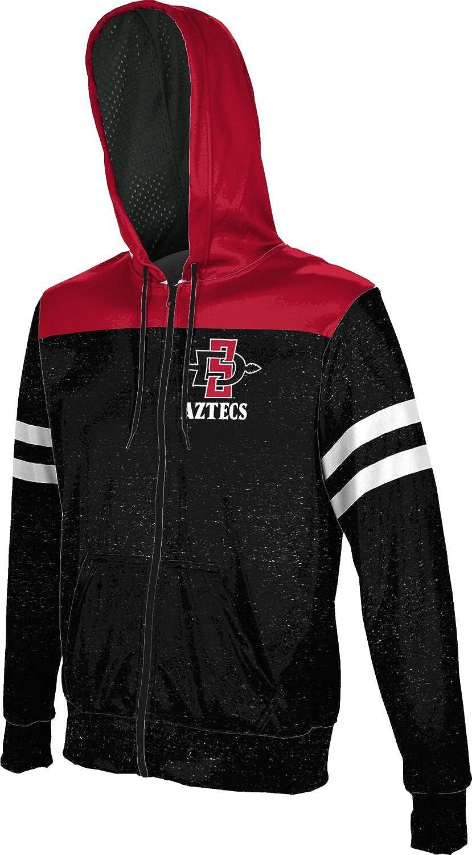 ProSphere San Diego State University Boys Full Zip Hoodie Game Time