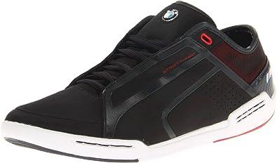 pretty nice dd973 37710 Puma Men s Street Tuneo Low BMW Sneaker,Phantom Black White,8 ...