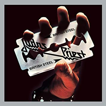 Image result for judas priest british steel