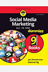 Social Media Marketing All-in-One For Dummies, 4th Edition (For Dummies (Business & Personal Finance)) Paperback