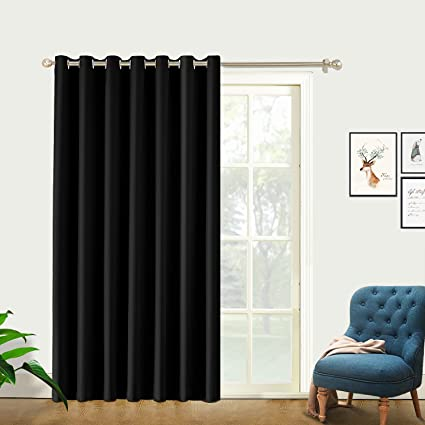 Amazoncom Pravive Living Room Blackout Curtains Energy Efficient