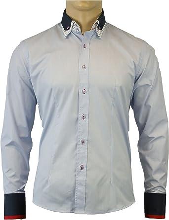 Swade Platinum - Camisa Formal - Básico - Manga Larga - para ...
