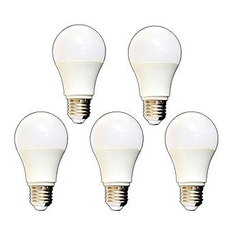 E27 LED 9,5 Watt Leuchtmittel  Lampe 810lm Glüh Birne Leuchte warm-weiß EEK A+