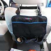 Amazon Com Munchkin Backseat Organizer Black Baby