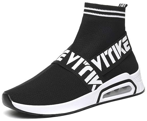 Unisex Donna Uomo Scarpe da Ginnastica Fitness Calze Scarpe Bambino Sneakers Interior Casual all'Aperto