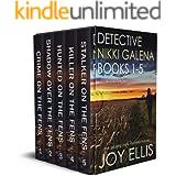 DETECTIVE NIKKI GALENA BOOKS 1–5 five gripping crime mysteries box set