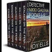 DETECTIVE NIKKI GALENA BOOKS 1–5 five gripping crime mysteries box set (English Edition)