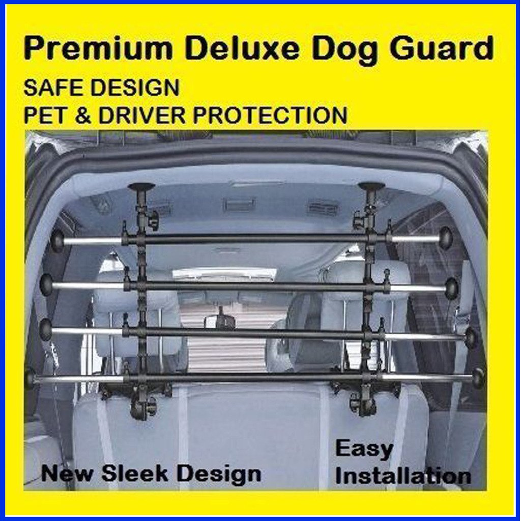 NISSAN QASHQAI ALL YEARS PREMIUM DELUXE DOG PET GUARD BARRIER.