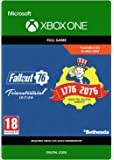 Fallout 76: Tricentennial Edition (Pre-Purchase/Launch Day) | Xbox One - Download Code