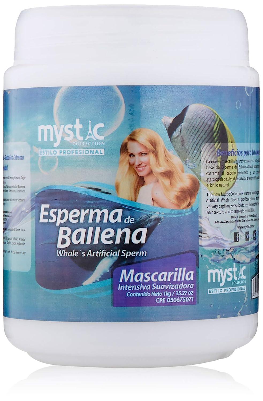 Kleravitex Whale Sperm Hair Mask Treatment for Damaged Dry Hair 35 Oz. (Esperma de Ballena)