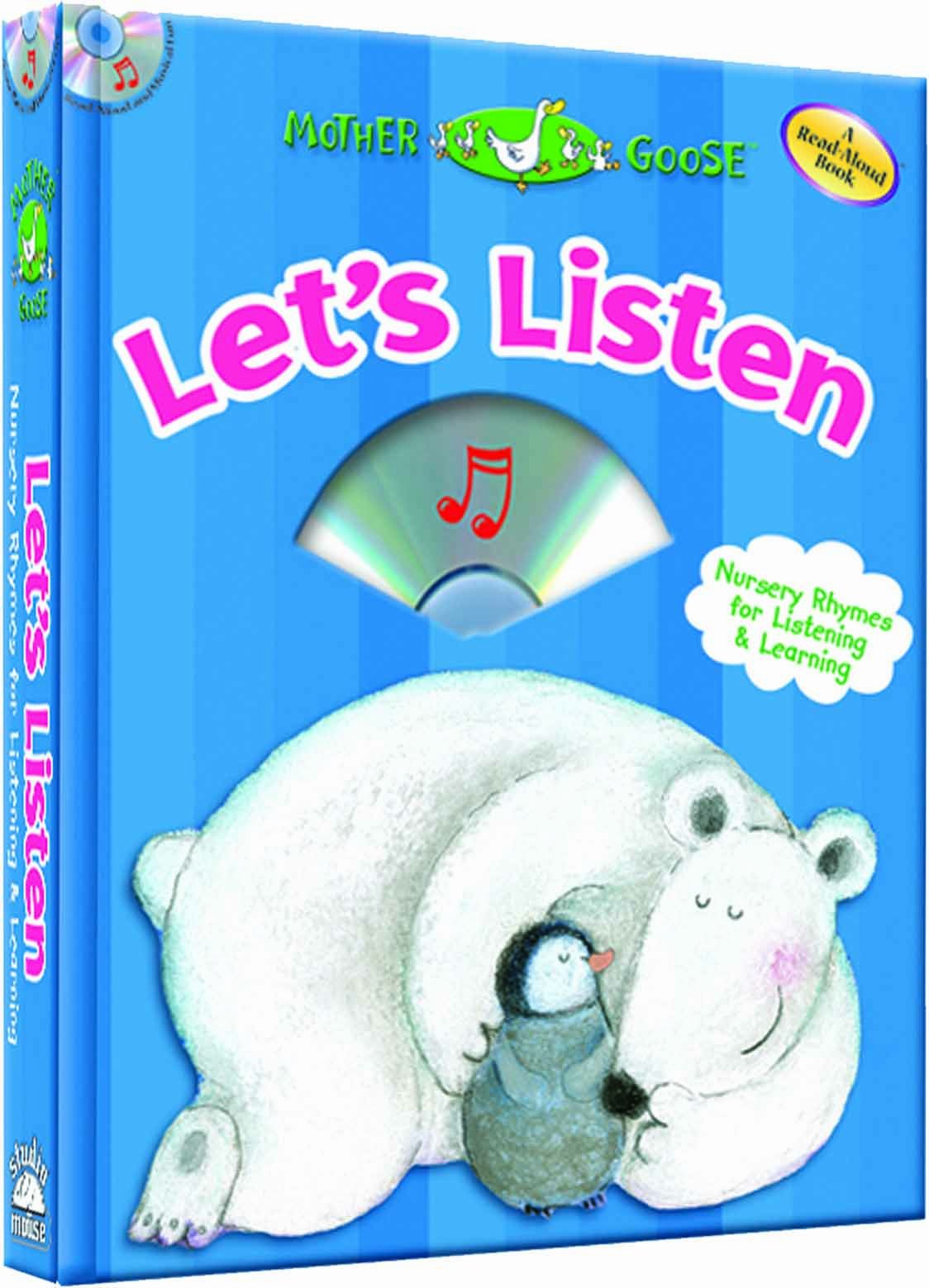 Download Let's Listen (Storybook Sets) (with audio CD) (Mother Goose) pdf