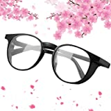 Safety Glasses, Blue Light Blocking Eyeglasses Anti Pollen Safety Goggles