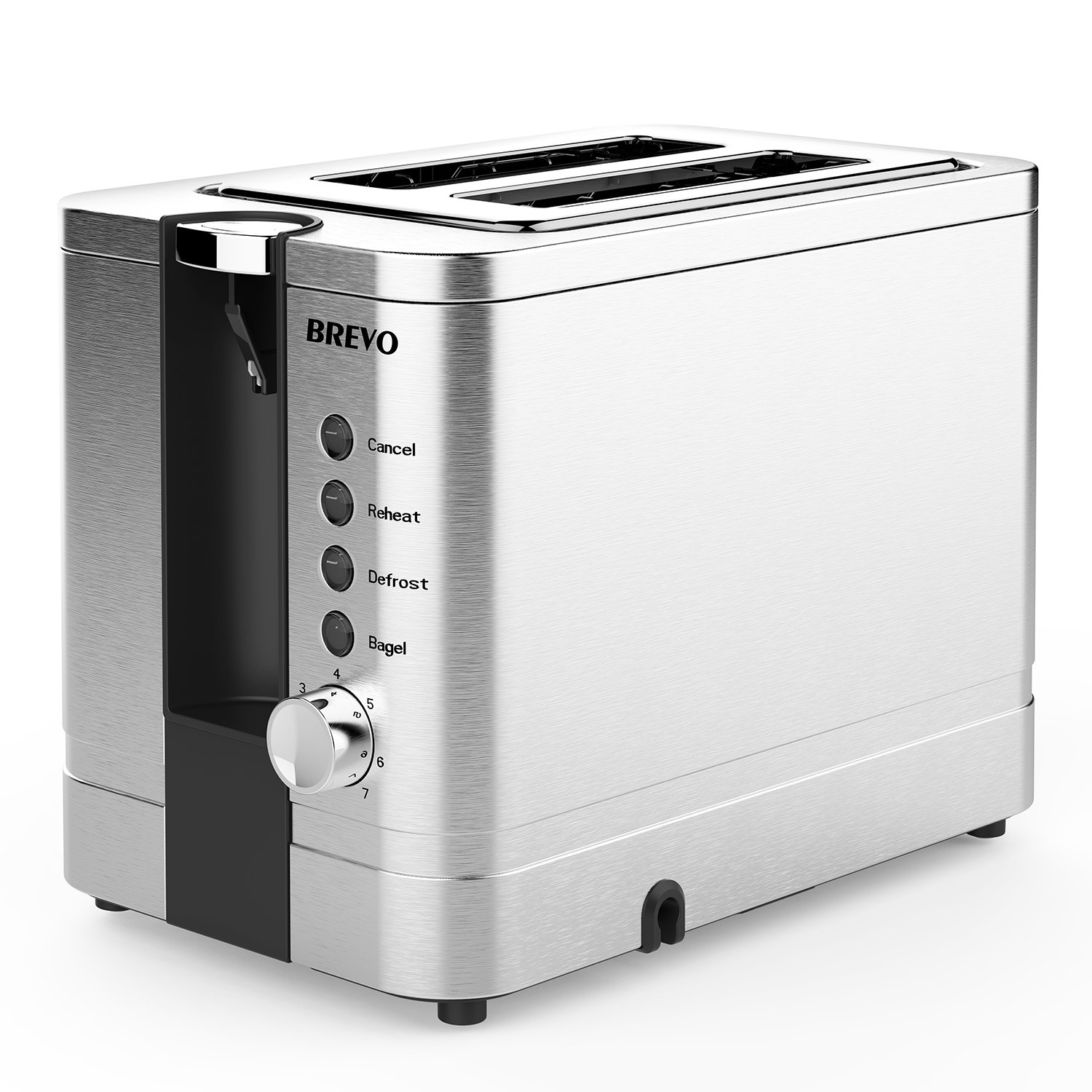 top 10 best compact 2 slice toasters reviews 2018 2019 on flipboard by kinida. Black Bedroom Furniture Sets. Home Design Ideas