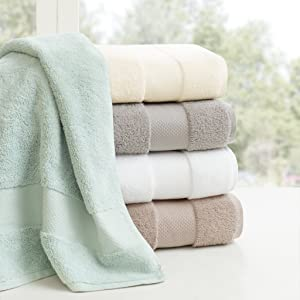 Madison Park Turkish Bath Towel Set