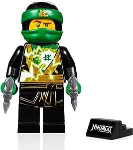 Amazon.com: LEGO Ninjago 70640 - Figura de Lloyd (Spinjitzu ...