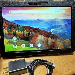 Amazon Co Jp Meizeタブレット10インチandroid 9 0 8コアプロセッサ1 6ghz Cpu 2 4ghz 5ghz Wifi接続 Ram2gb Rom32gb 1280x800 Ips Hd解像度 2mp 5mpデュアルカメラ 子供の教育 Gps 日本語説明書付き 黒 パソコン 周辺機器