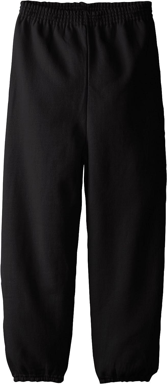 Hanes Boys' Eco Smart Fleece Pant: Clothing