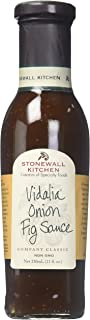 product image for Stonewall Kitchen Vidalia Onion Fig Sauce, 11 Ounces