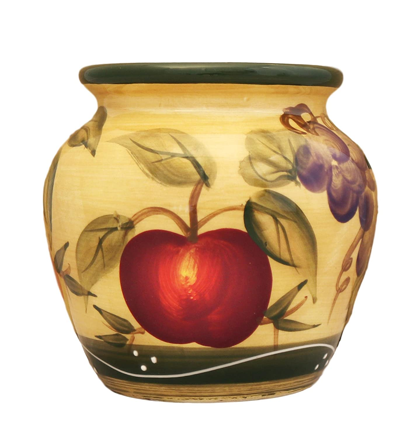 TART BURNER,TART CANDLE WARMER TUSCANY FRUITS