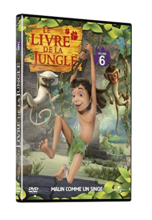 Amazon Com Le Livre De La Jungle Volume 6 Malin Comme