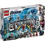 LEGO Marvel Avengers Iron Man Hall of Armour 76125