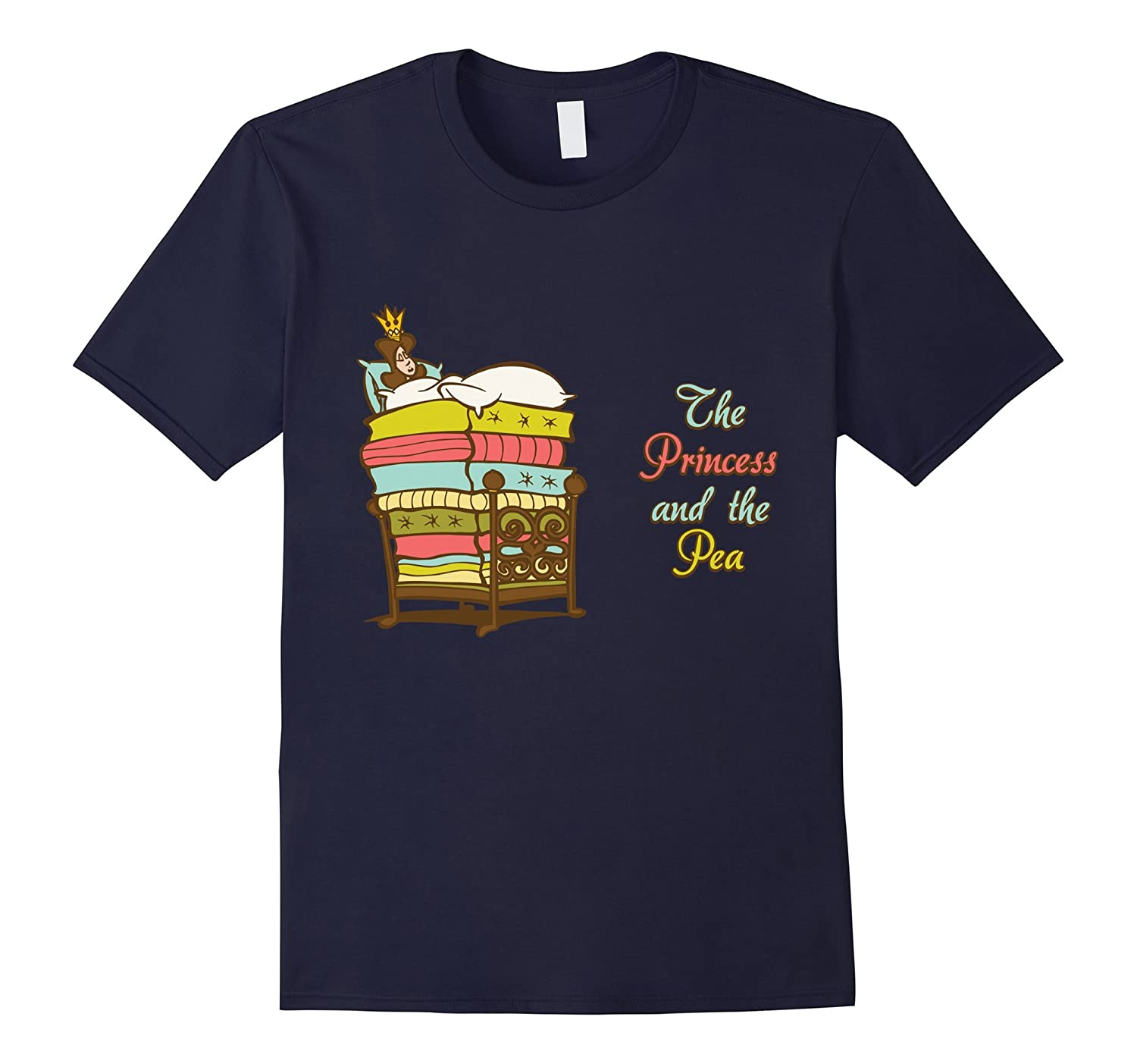 The Princess and The Pea T-Shirt For Kids-Vaci
