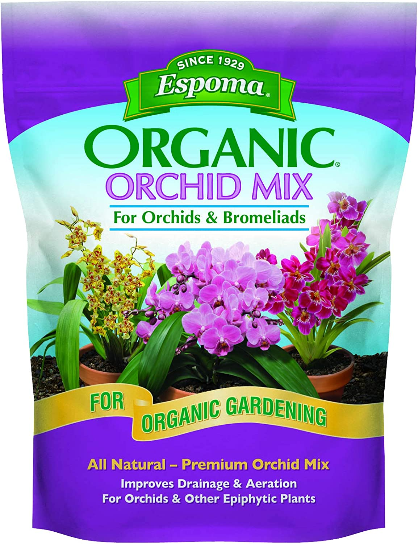 Espoma Organic Orchid Mix Potting Soil