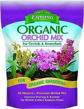 Espoma 0.13 cu ft Orchid Mix Organic Soil