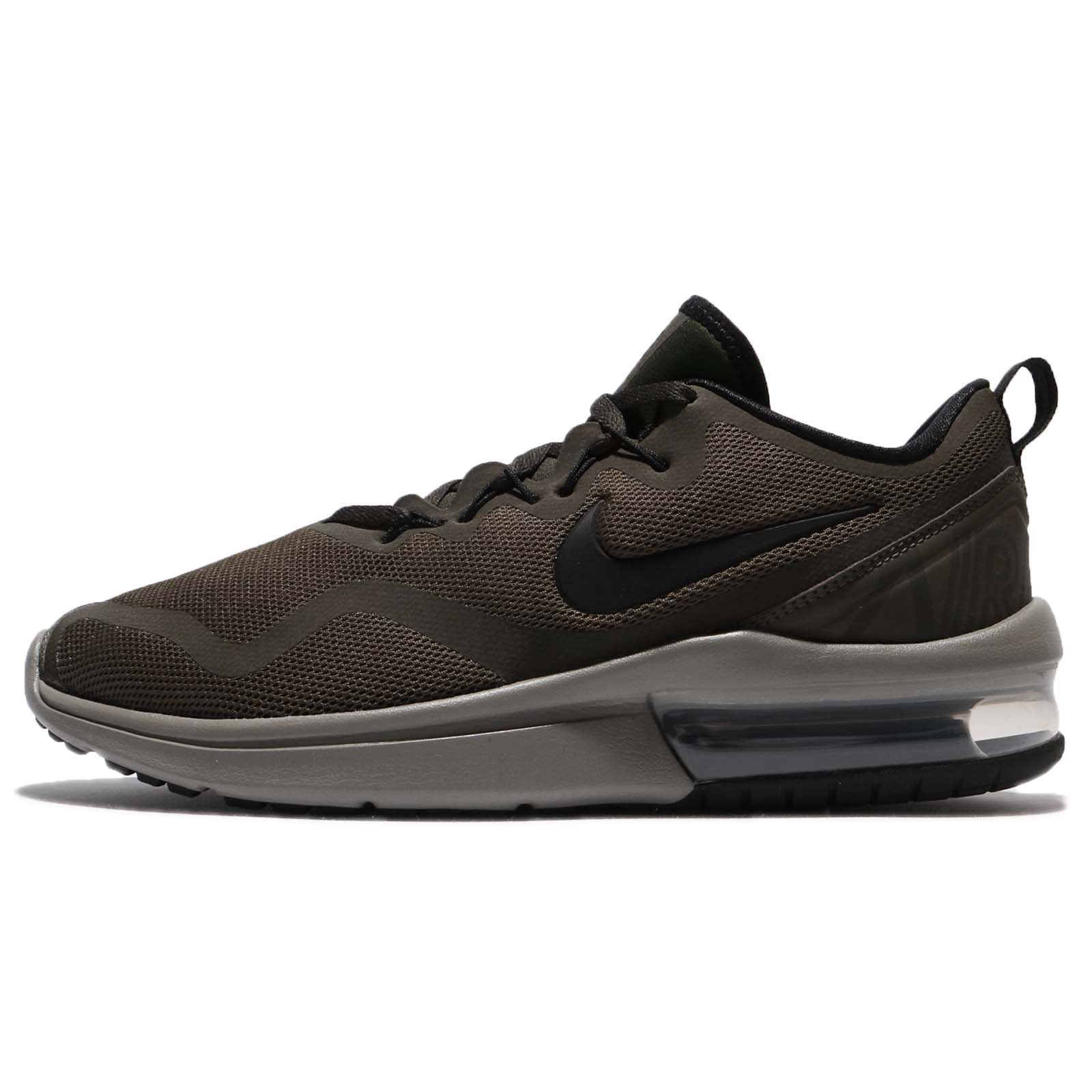 newest 070b2 27169 Galleon - NIKE Men's Air Max Fury Running Shoes (8 D(M) US, Cargo Khaki/ Black-Sequoia)