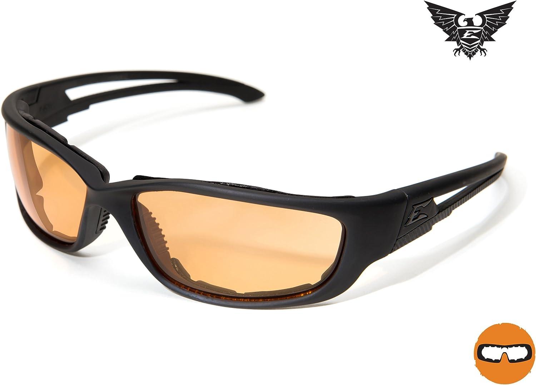 Blade Runner XL Matte Black Frame with Gasket//Tigers Eye Vapor Shield Lens