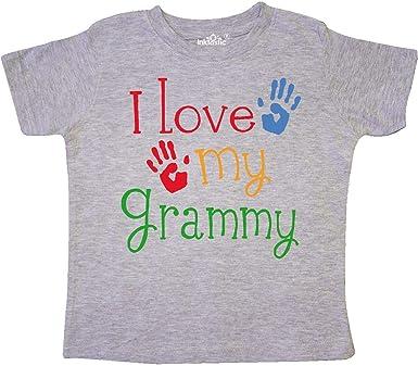 inktastic Grammy Girl Baby Gift Toddler T-Shirt