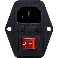 REFURBISHHOUSE 3 Pin IEC320 C14 Enchufe de Modulo