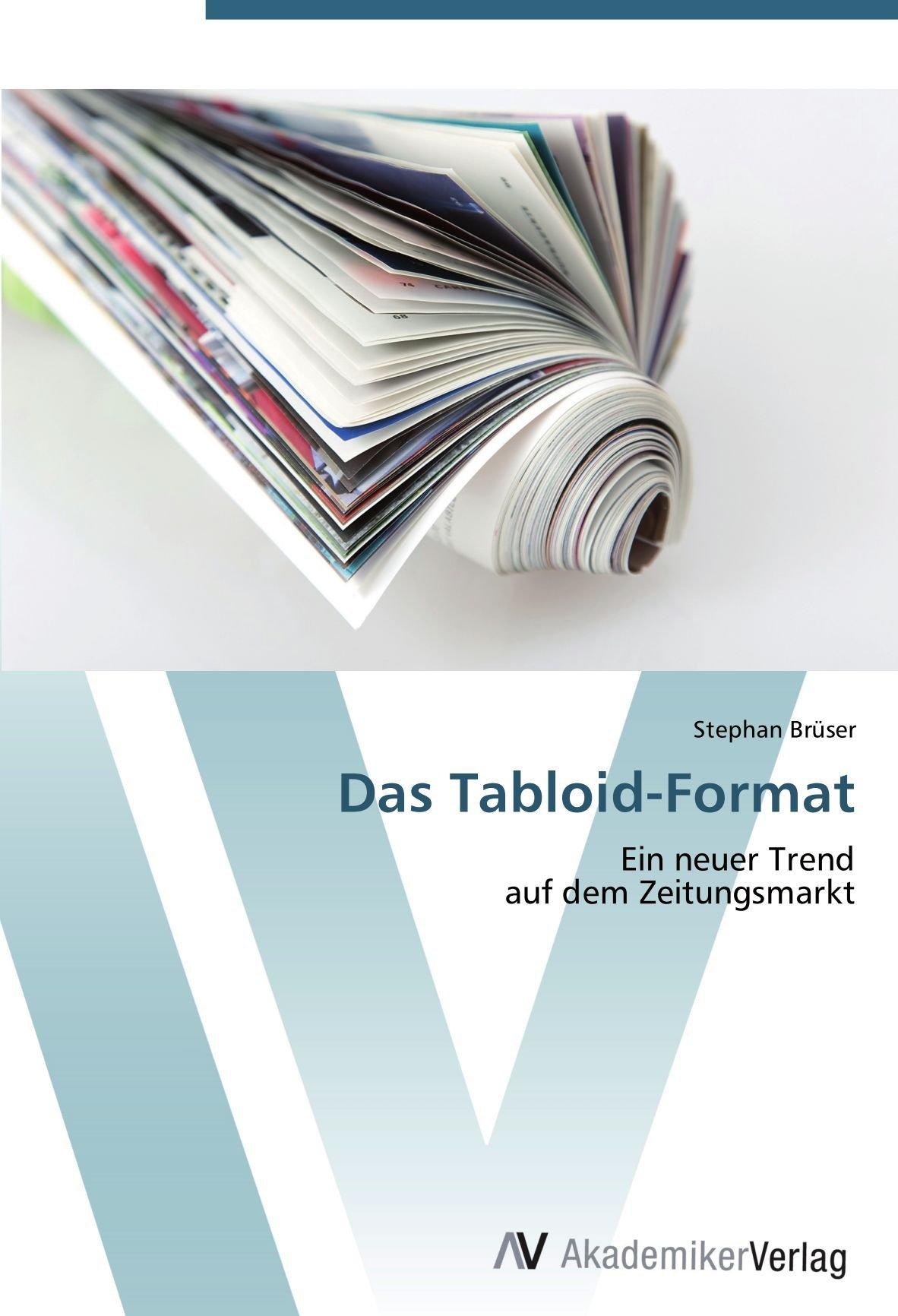 Das Tabloid-Format: Ein neuer Trend auf dem Zeitungsmarkt